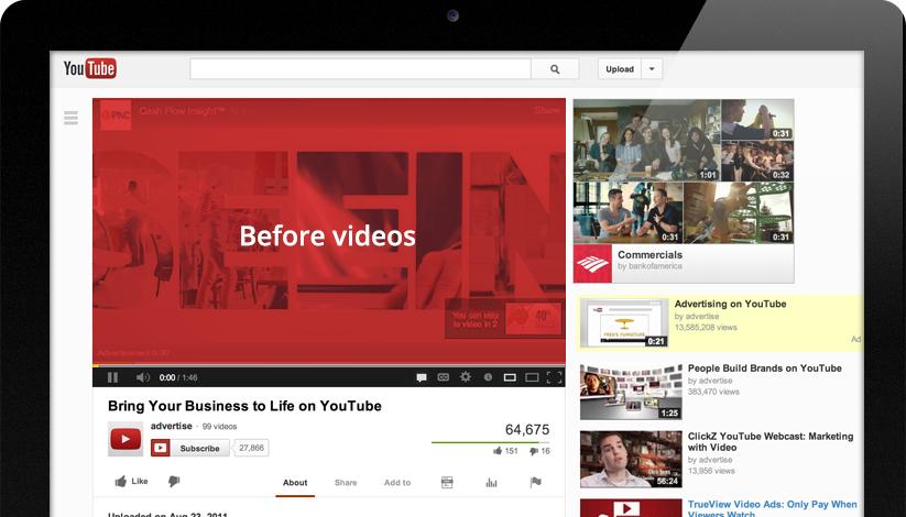 Un posible modelo premium en Youtube sin publicidad