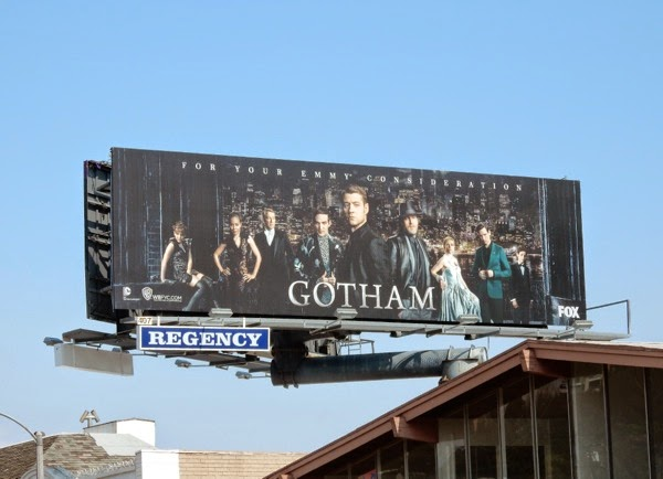 Gotham 2015 Emmy billboard