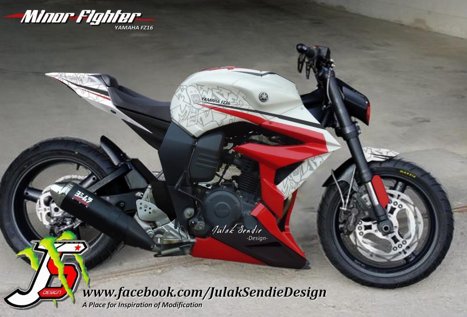 Modif Motor Yamaha Byson 2013 Wallpaper Modifikasi Motor