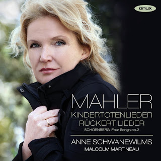 Anne Schwanewilms - Mahler Songs