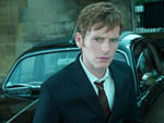 Shaun Evans as Morse in Endeavour ITV1