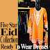 Five Star Ready to Wear Eid ul Azha Dress Collection 2014