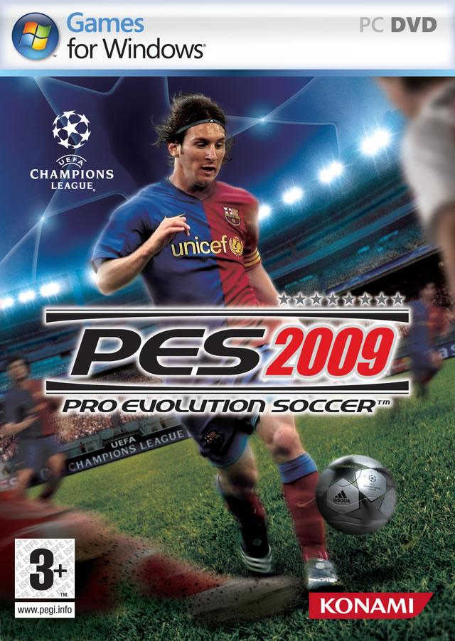 PES 2009 / Pro Evolution Soccer 2009 (2008) PC Repack от R.G. Механики
