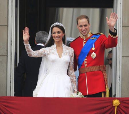 Уилям и Кейт - дукът и дукесата на Кембридж