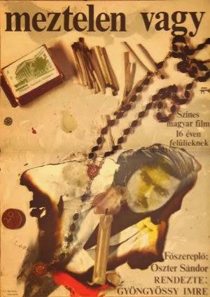 Голые / Meztelen vagy. 1972.