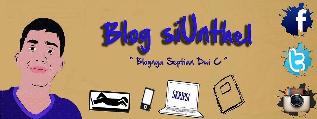 Blog siUnthel