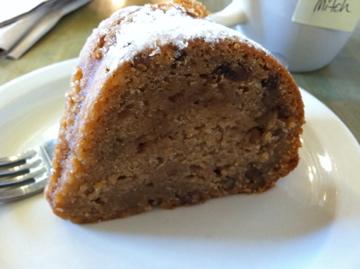 Jamaica Plain Cake Recipe