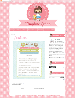LAYOUTS gratis blogger