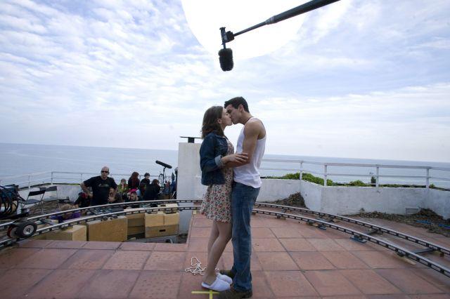 María Valverde y Mario Casas en Tres metros sobre el cielo