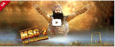 MSG 2 The Messenger (2015) Full Hindi Movie Download free in mp4 HD 720p 3gp hq avi
