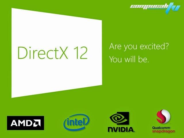Directx 12 Sera compatible con gráficas actuales
