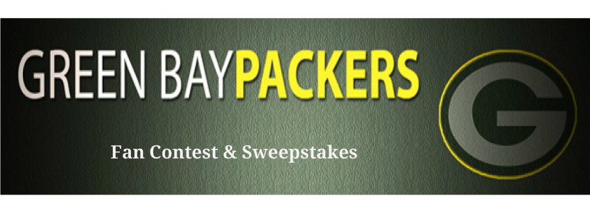 Greenbay Packers Fan Contest