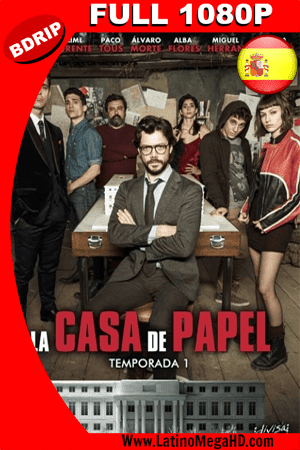 La Casa De Papel Temporada 1 (2017) Español Full HD BDRIP 1080p ()