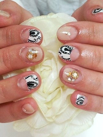 nail and art Arte de Decorar Unhas Outono 2013