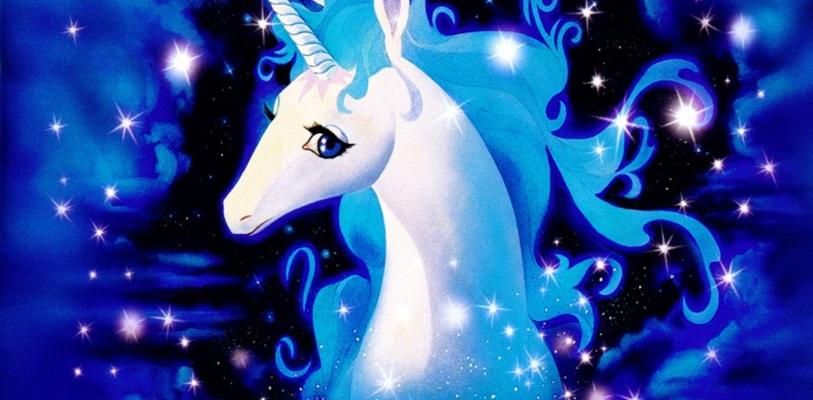last unicorn último unicórnio