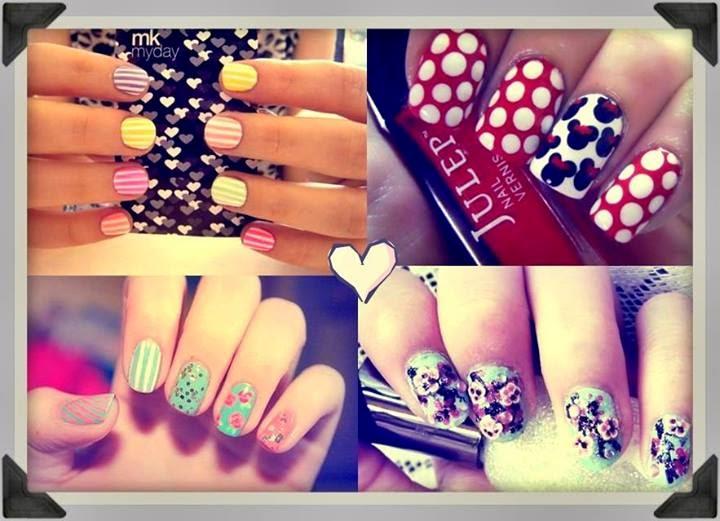 pinterest nails summer, pinterest summer nails