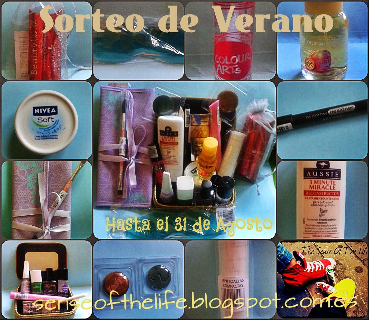 Sorteo the sense of the life