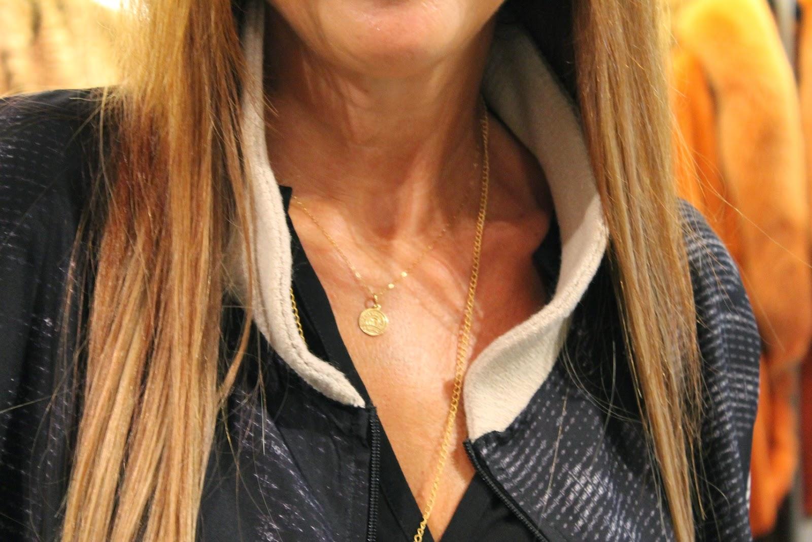 Yaëll Bartanan Benarroch, Elena Benarroch, Seda, Organza, diseño, colección, Fashion style, Street Style, Leather, Carmen Hummer