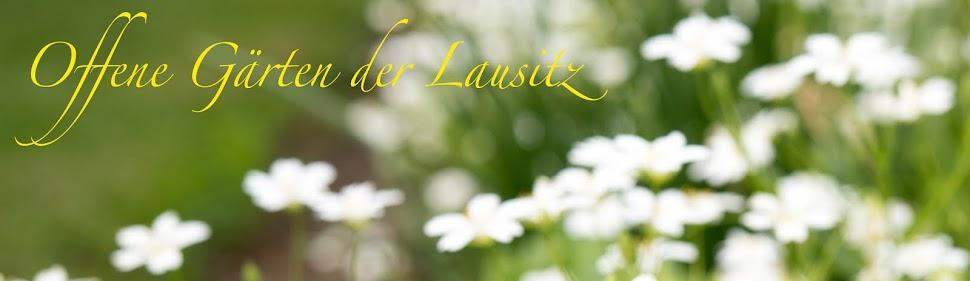 Offene Gärten der Lausitz