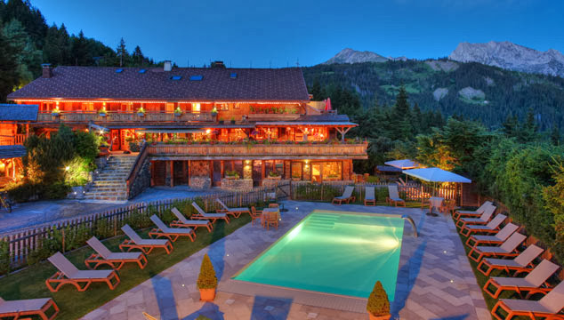 Besondere hotels in den bergen for Besondere hotels