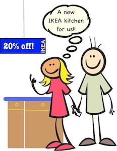 IKEA Kitchen Sale Spring 2014