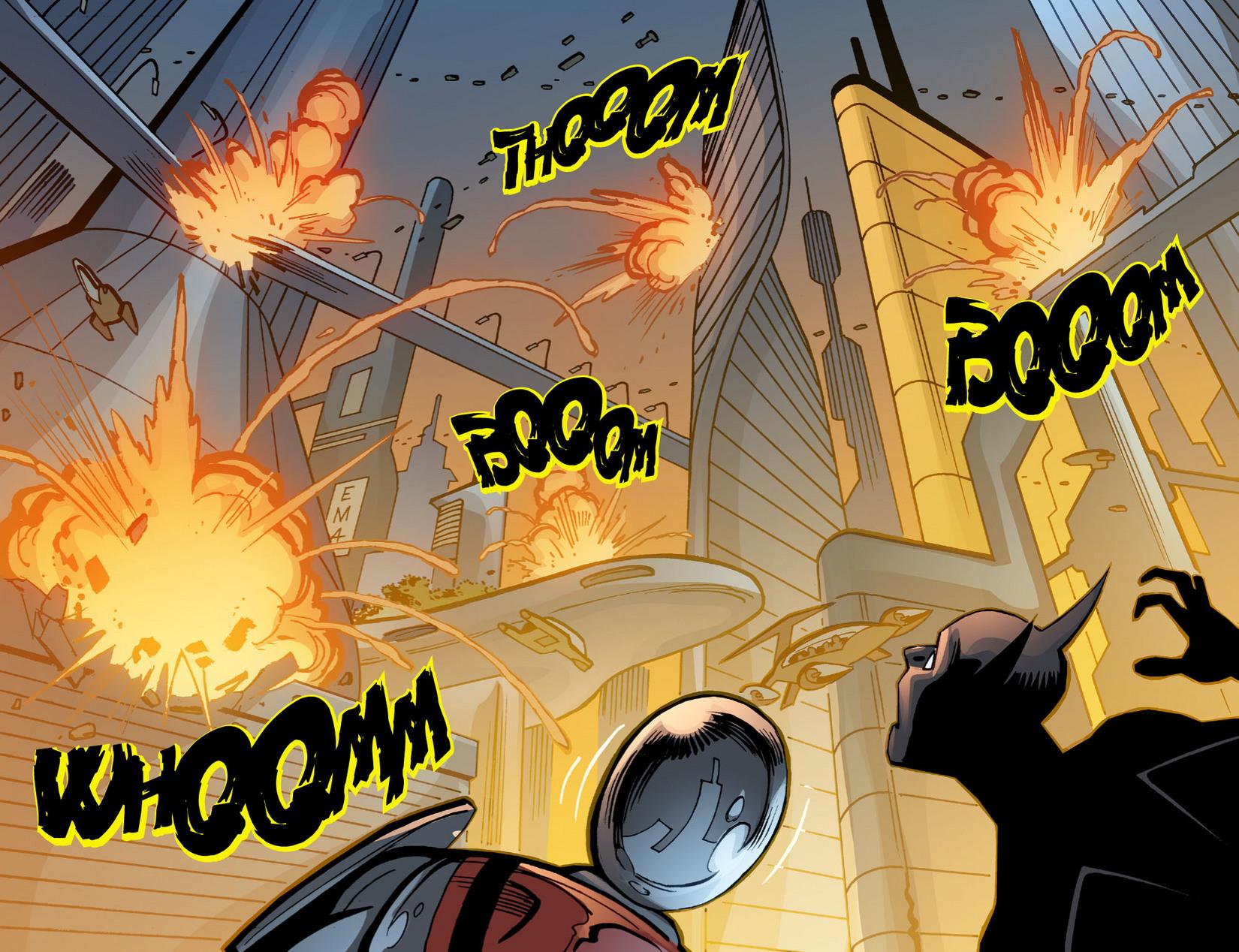 Batman Beyond (2012) Issue #12 #12 - English 17