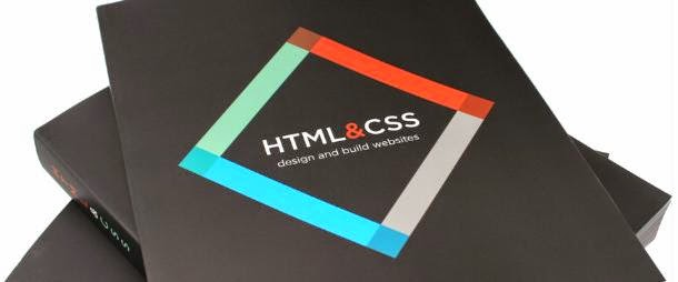 HTML & CSS (design and build websites)