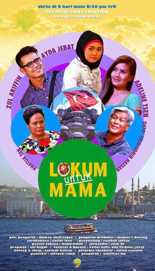 Lokum Untuk Mama - Telemovie TV9
