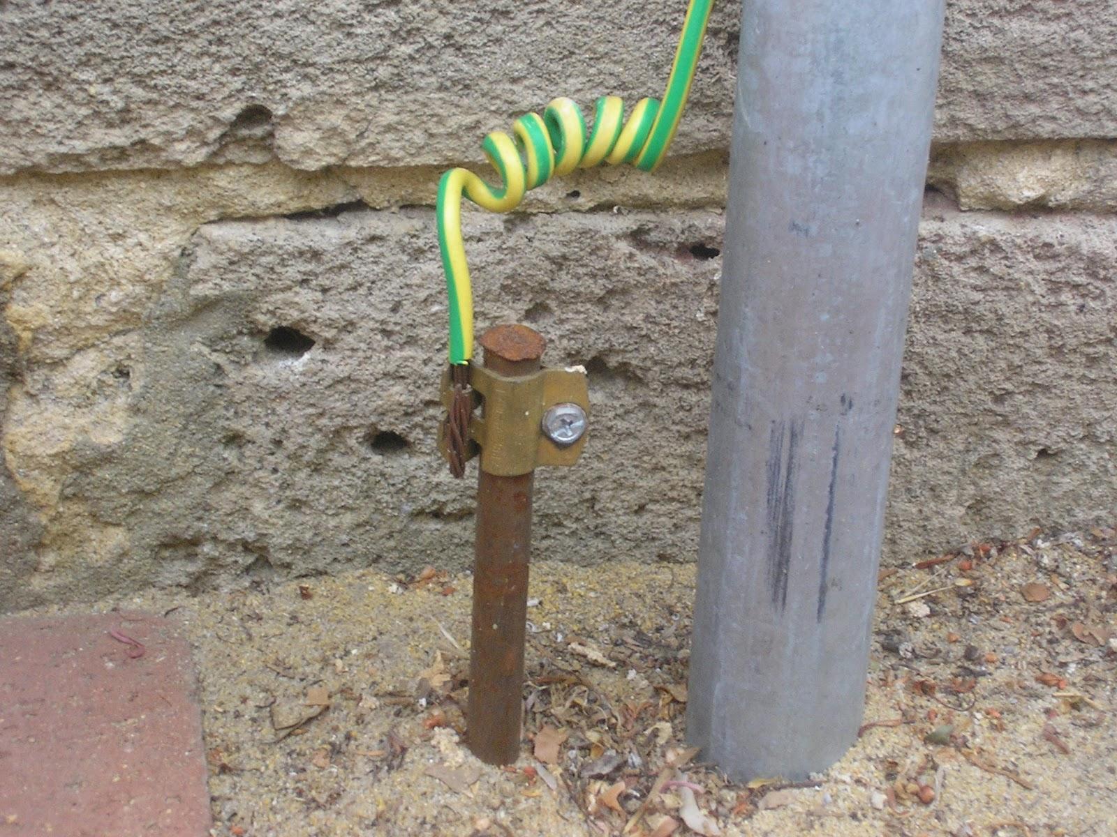 Как сделать заземление для электродного котла