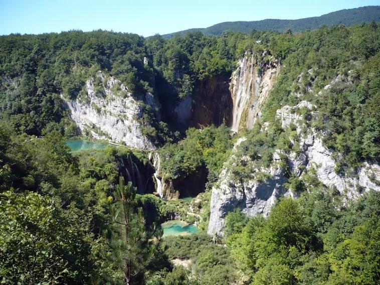 Plitvice - Horvátország