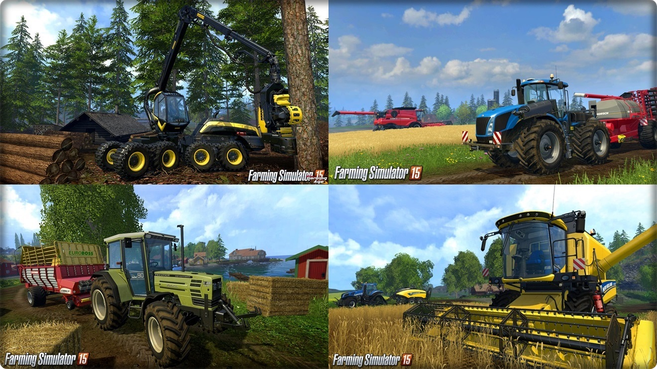 FARMING SIMULATOR 15: GOLD EDITION Repack