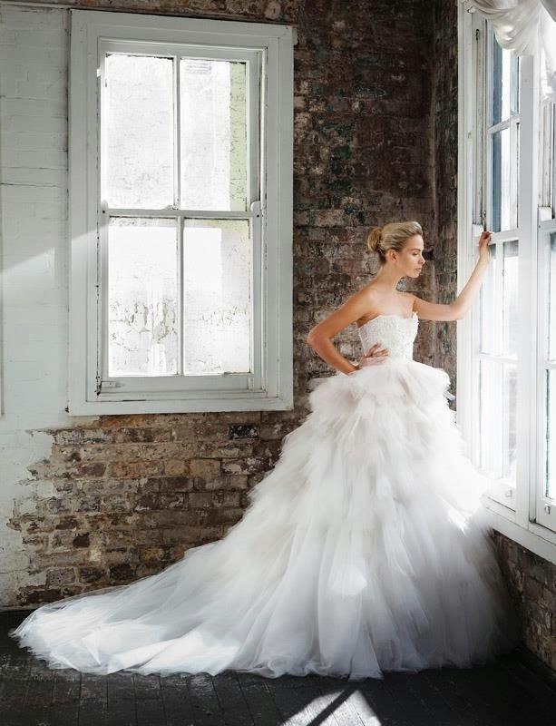 Steven Khalil 2014 Spring Bridal Collection