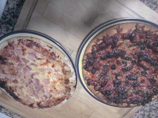 pizzas Romana y Rústica Hacendado