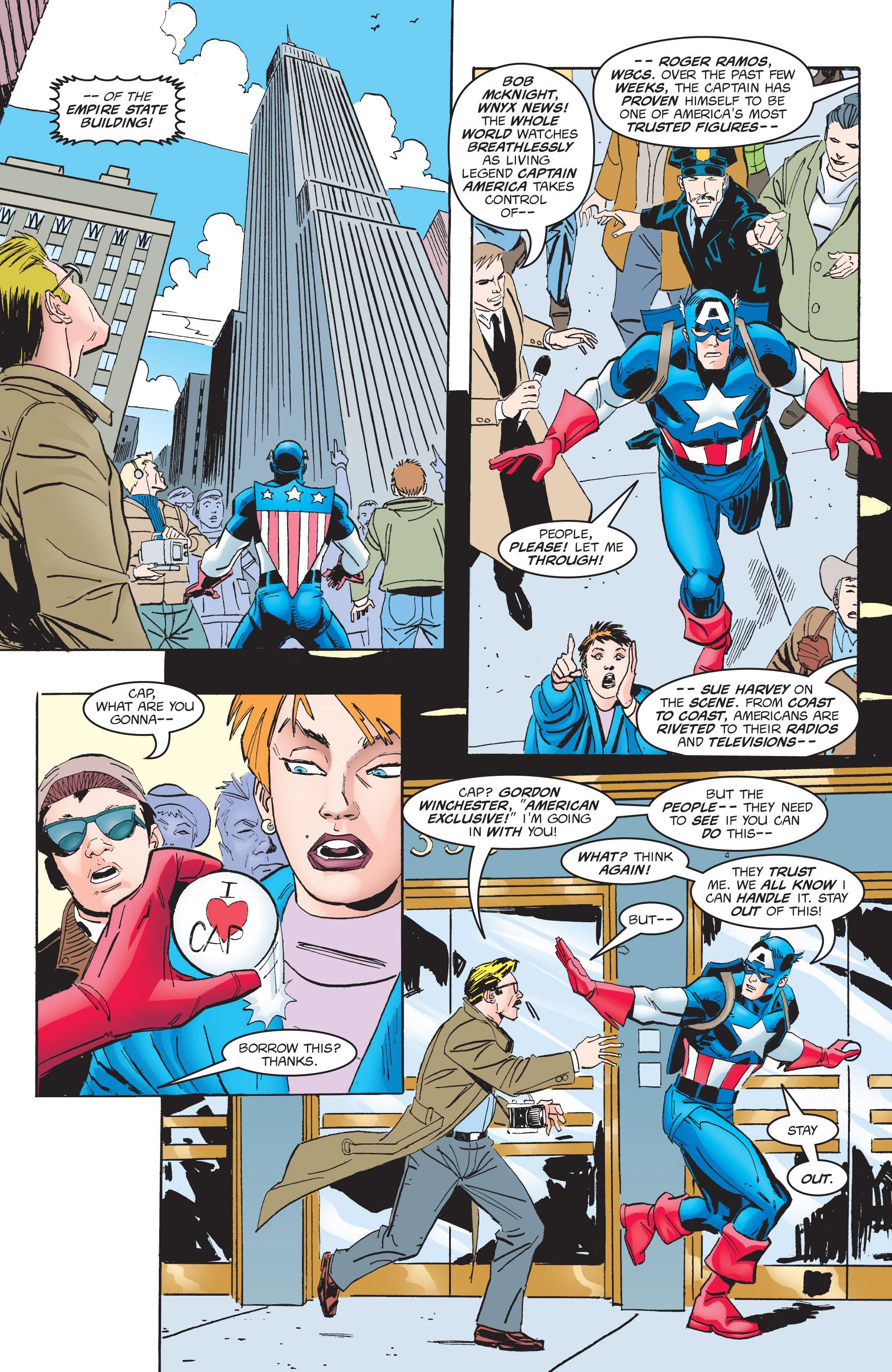 Captain America (1998) Issue #5 #8 - English 10