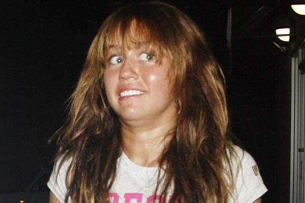 Miley cyrus without makeup 2011