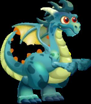 imagen del tiny dragon
