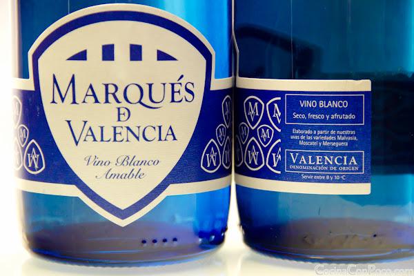 Marques de Valencia - Vino Blanco Amable - Anecoop
