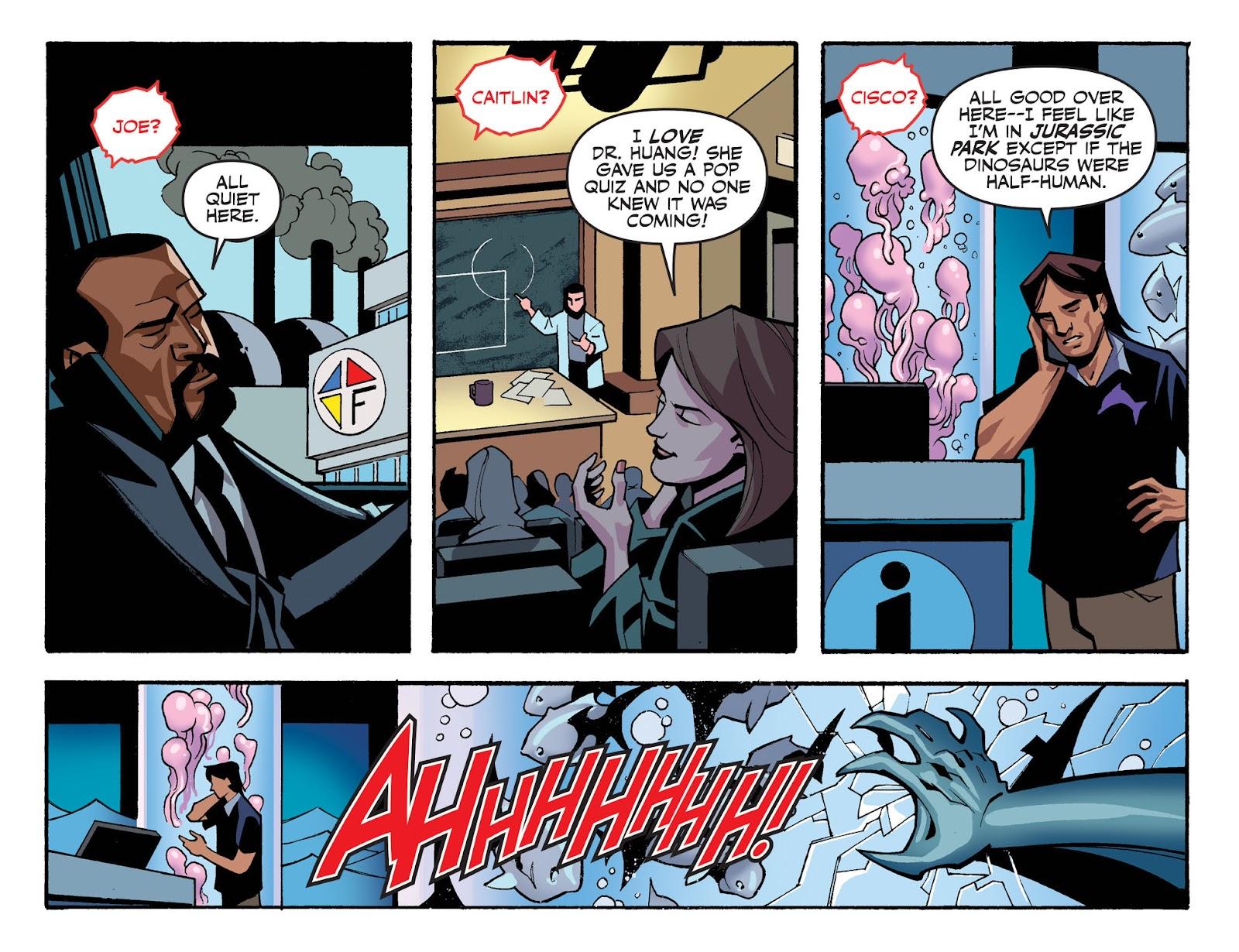 The Flash: Season Zero [I] Issue #12 #12 - English 17