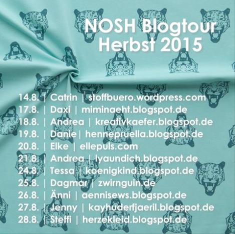 Nosh blogtour Herbst 2015