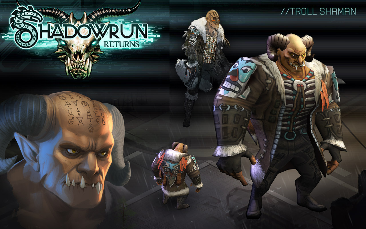 Shadowrun Returns Highly Compressed
