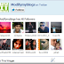 How To Add Twitter Follow Fan Box To Blogger Blog