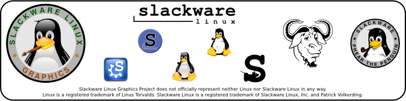 Slackware Linux Graphics Project