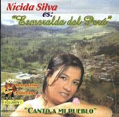 Nícida le canta a su pueblo