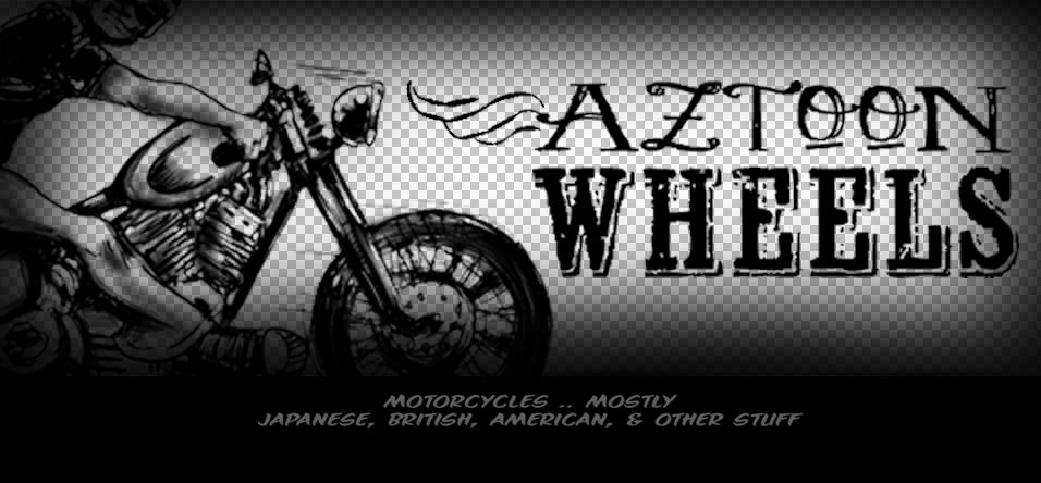 AZTOON WHEELS