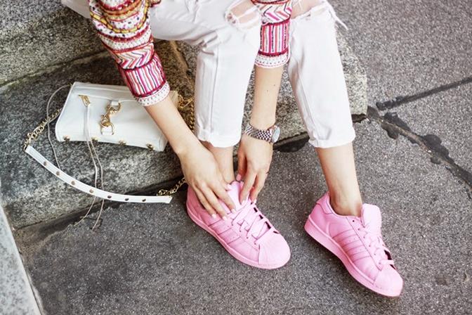 Adidas Supercolor Pink