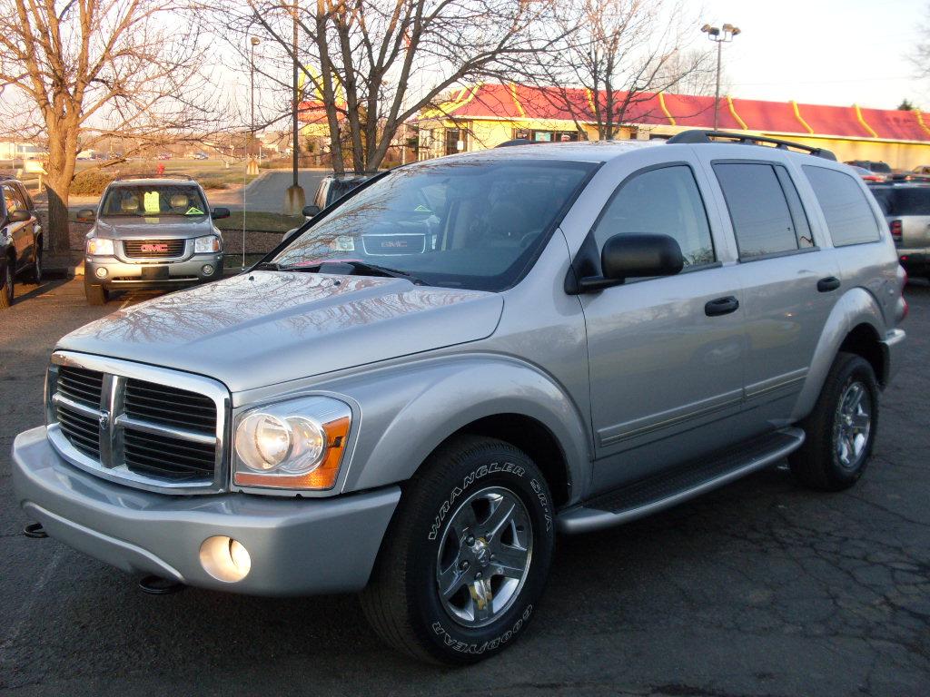 Ride Auto: 2004 Durango Silver