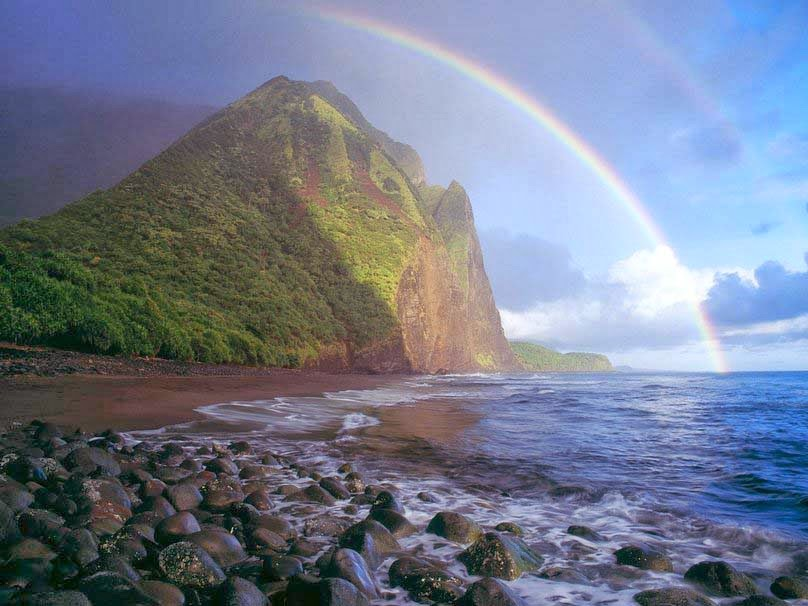 hawaii-rainbow-natural-picture