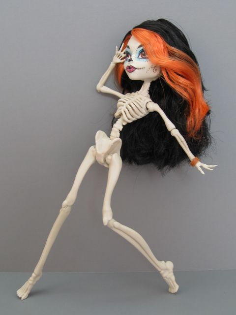 Skelita Calaveras Monster High