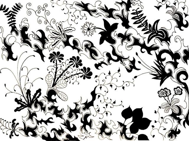 Les perles de nos jeunes jours [galerie commune] - Page 3 Fleurs+fantaisie+2