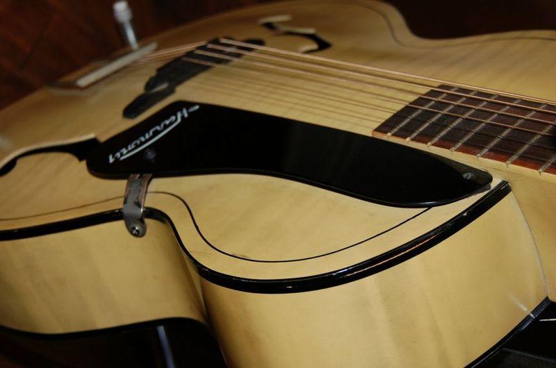 how to write a harmony on guitar